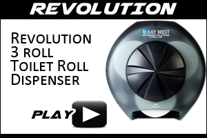 Revolution 3 Roll Toilet Roll Dispenser tutorial