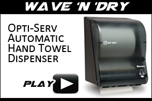 Bay west opti-serv wave n dry tutorial