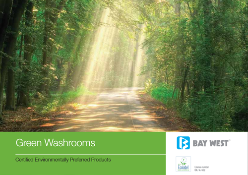 Bay West Brochures Green Wash Room Brochure from Loorolls.com