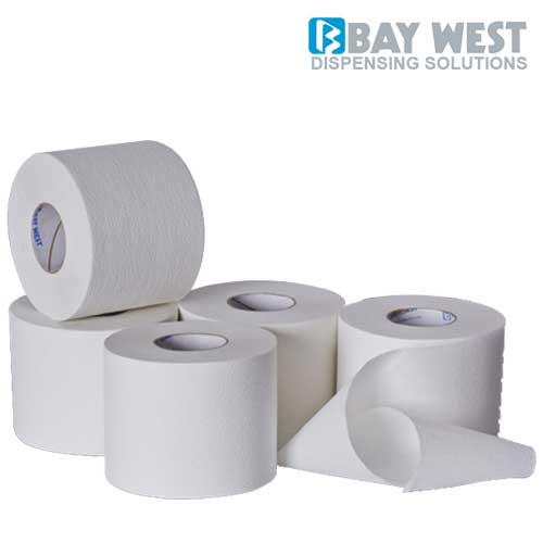Bay West Impressions Toilet Tissue 2ply White 525