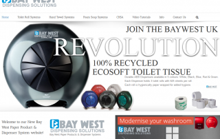 Welcome to our new Bay West website