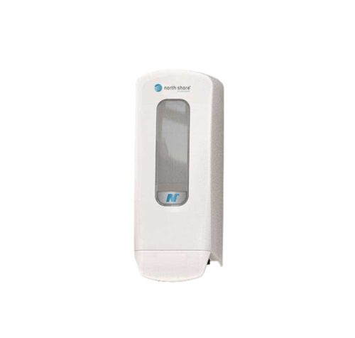 North Shore Foam Soap Dispenser White