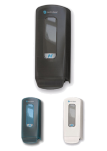 Free North Shore Bay West Soap Dispensers